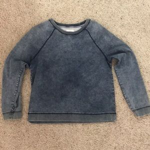 Lou & Grey Jean Stretch Sweatshirt